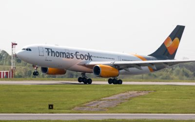 The Collapse of Thomas Cook