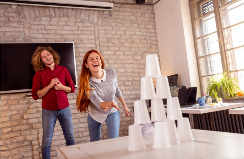 5 Reasons Why It's Important Your Employees Have Fun At Work