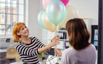 5 Inexpensive Ways To Celebrate An Employee's Birthday